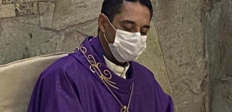 Dom Lindomar Rocha manifesta pesar pelo falecimento de mais um colaborador